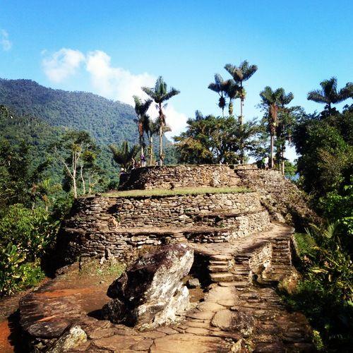 Hiking to Ciudad Perdida, Colombia's Lost City