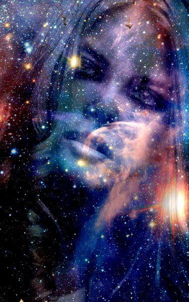 sLyefusion high fashion fusion cosmic gypsy galaxy girl ...