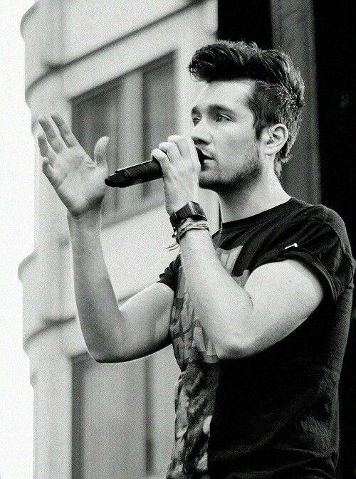 Dan smith- Bastille... so talented! :)