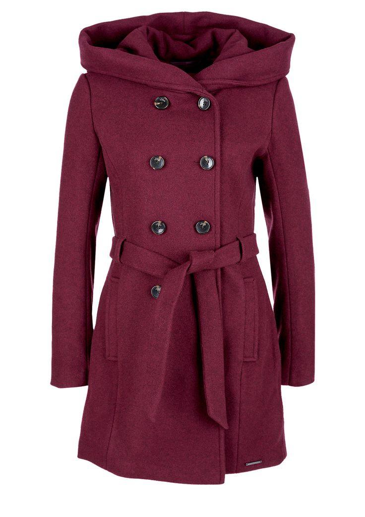 Wollmantel mit Kapuze von s.Oliver. Entdecken Sie jetzt topaktuelle Mode für Damen, Herren und Kinder und bestellen Sie online.