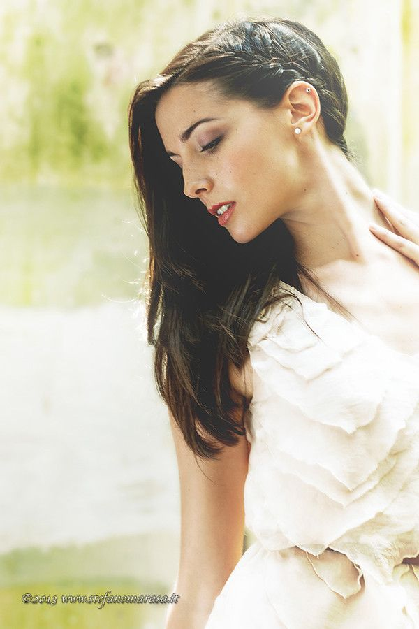 Model: Ginevra Rapisardi