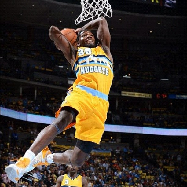 The Manimal! Kenneth Faried | The Sports I Love | Pinterest