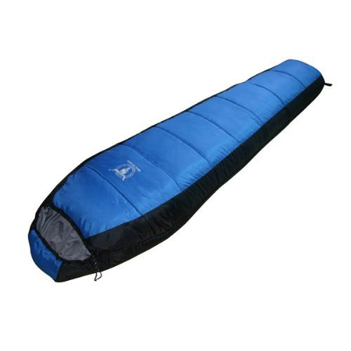 Outdoor Single Adult Sleeping Bag Splicing Sleeping Bag Couple For Autumn Winter -- Want additional info? Click on the image.