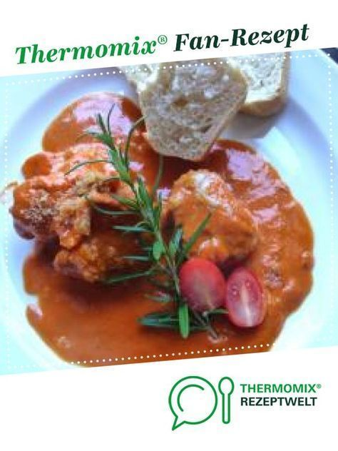 Filete toscano   – Thermomix