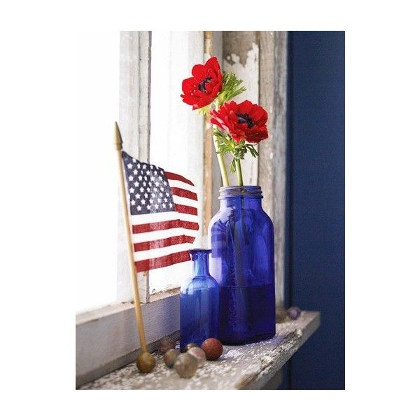 Americana Patriotic ❤ liked on Polyvore featuring backgrounds