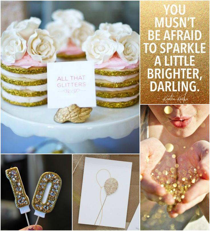 Sparkle & Shine Birthday Party Ells