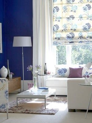 Brabourne Farm: Blue and White