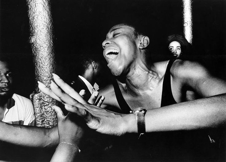 Talking Loud Saying Something / Dingwalls, 1988 (© Adam Friedman via Full Bleed)