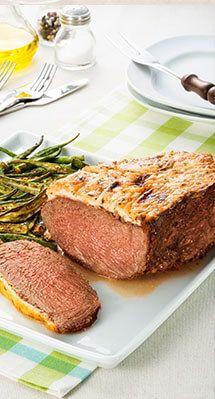 Alcatra ao forno com maionese por Academia da carne Friboi