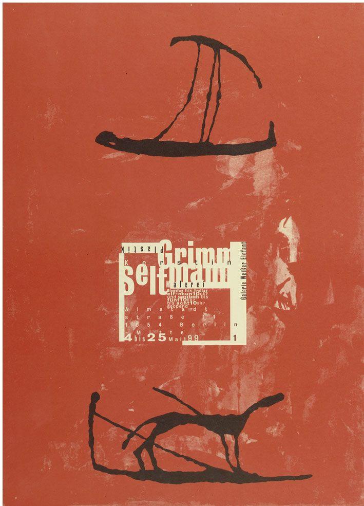 galerie weißer elefant [1991], Cyan
