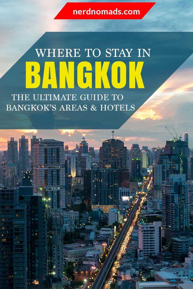Bangkok Temples Guide - Travel Happy