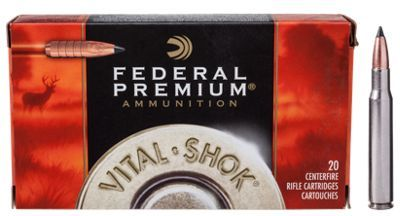 "Federal Premium Vital-Shok Trophy Copper Rifle Ammo: """"""Federal Premium Vital-Shok Trophy Copper Rifle Ammo… #Outdoors #OutdoorsSupplies"