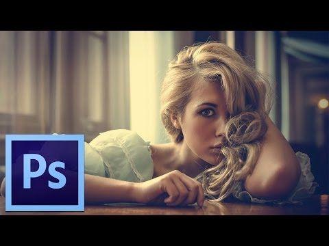 Tutorial Photoshop CS6: Efectos Vintage Suave HD