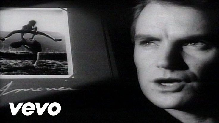 Sting - Russians   Music videos, Songs, Youtube