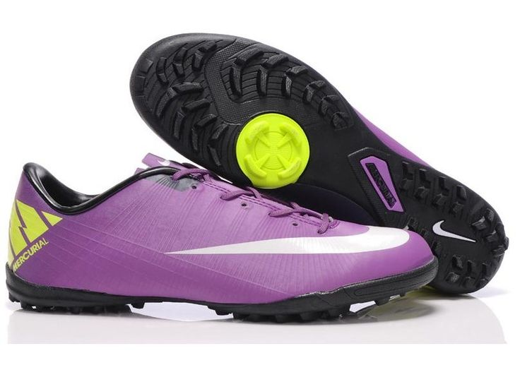 Nike Mercurial Vapor Superfly II TF Astro Turf Mens Soccer Cleats(Red Plum  Windchill Volt Black) | Nike Mercurial Victory | Pinterest | Mens soccer  cleats, ...