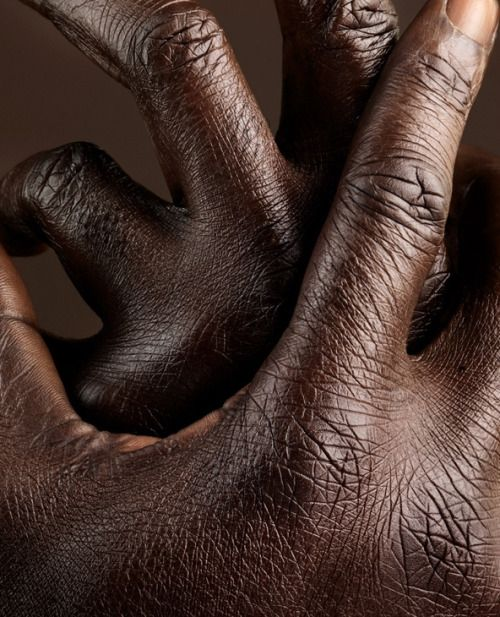 Hands by Ilan Hamra
