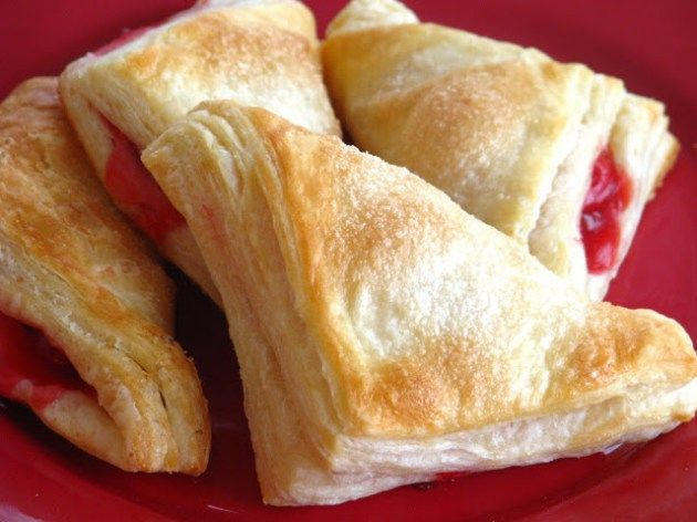 Cherry turnovers are easier to make than you might think. And not just cherry, but any variety. YUM! I love pies and pastries. I prefer them to rich desserts and cakes, hands down. I remember making homemade puff pastry years ago and having great results. So I decided to try my hand at it again but had the hardest time finding a cherry turnover recipe that was from SCRATCH. Not using store bought puff pastry, bread stick dough, or crescent rolls. Those are tasty substitutions too, but just…