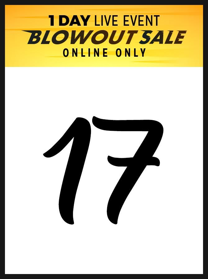 One Day Live Event Blowout Sale Deal 17 (3 Umbrella Combo)(all Sales Final no returns or exchanges )
