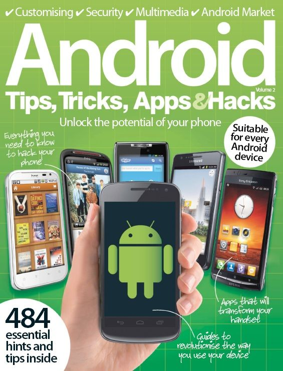 Android Tips, Tricks, Apps                                                                                                                                                      More