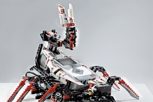 Lego_mindstorms_ev3_spik3r_medium: Robots Platform, My Childhood, Lego Unveiled, These 2013, Mindstorms Ev3, Products Design, Lego Robots, Ev3 Robots, Lego Mindstorm
