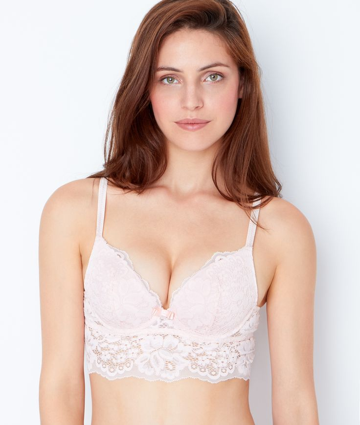 Lace magic up® bra | Pink-Red lingerie | Pinterest