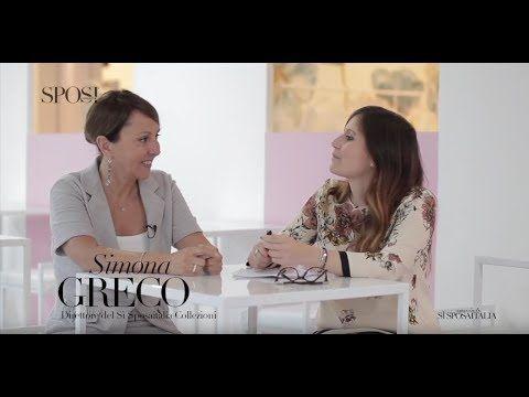 Chiudiamo il nostro ciclo di interviste dal Si Sposaitalia con il vero volto della Fiera, il direttore Simona Greco. Idee chiare, obiettivi sempre più alti e internazionali, voglia di puntare sulla forza dell'artigianalità italiana per questa donna che ha raccontato il Si Sposaitalia alla nostra editor Paola.  Videomaker Dario D'India