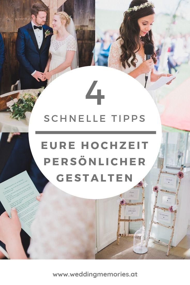 4 Tipps Um Deine Hochzeit Personlicher Zu Gestalten Hochzeit Sitzplan Hochzeit Hochzeit Vorbereitung