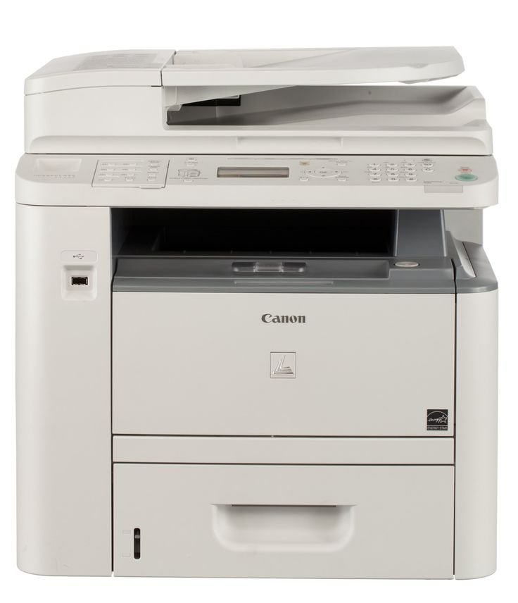 Canon imageCLASS D1350 Laser Multifunction Printer (Discontinued by Manufacturer). Copy and print at the same speed up to 35ppm. 500-sheet front loading cassette plus 50-sheet multipurpose tray; additional 500 sheet cassette available. Legal size platen glass and 50-sheet multipurpose tray handle variety sizes of paper stock. User-friendly 5-line LCD for easy navigation. Duplex versatility - 2-sided copying, scanning, printing, and PC Faxing.