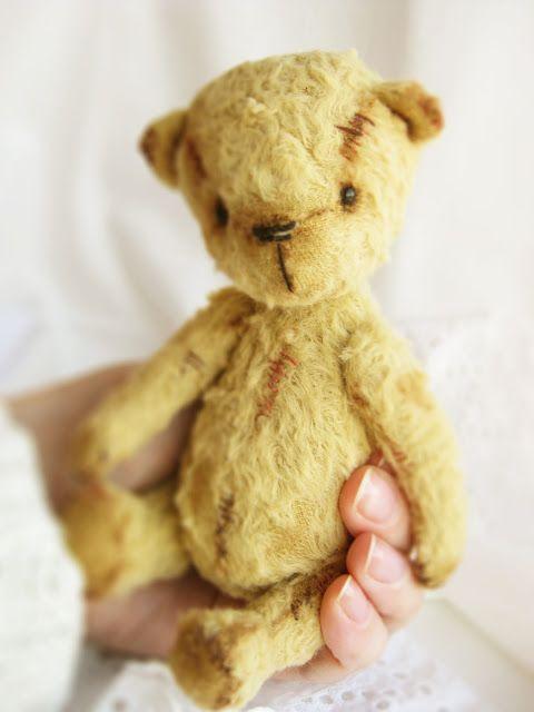 Leitstern: Медведь третий. Милый. Выкройка.