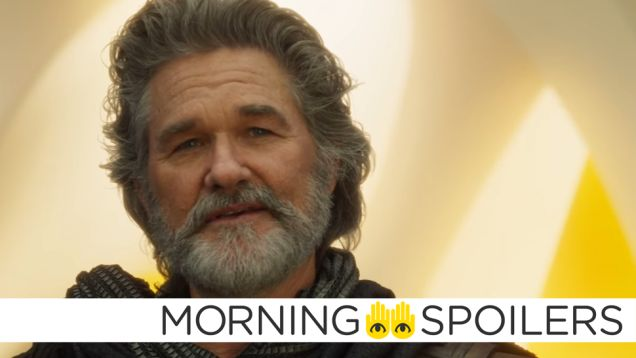 Why Ego the Living Planet Looks a Lot Like Kurt Russell In Guardians of the Galaxy Vol. 2