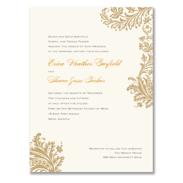 7 best wedding invitations images on pinterest invitation design 1 i like the simplicity of this instead of the design element id stopboris Images