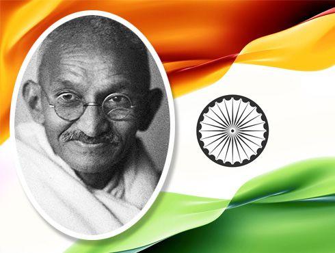 Pensador político Indio- Mahatma Handy
