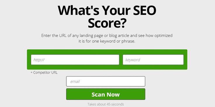 Free Online SEO audits