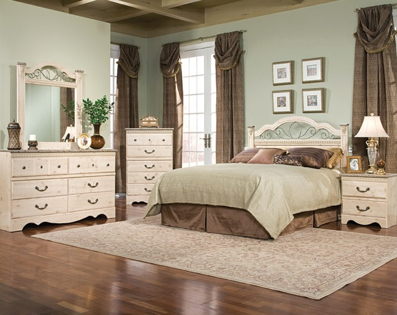 Seville bedroom set afpinspiredhome my american freight for American freight bedroom furniture