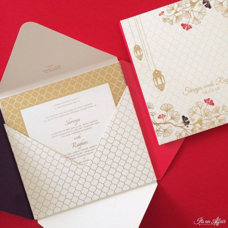 box wedding invitations online%0A Excellent concise invitation  Photo by Its an Affair  Mumbai  weddingnet   wedding