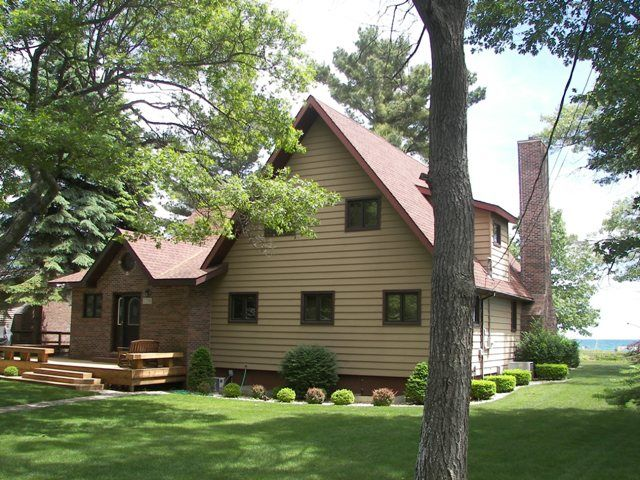 26 best pet friendly michigan vacation homes images on for Cottage builders in michigan