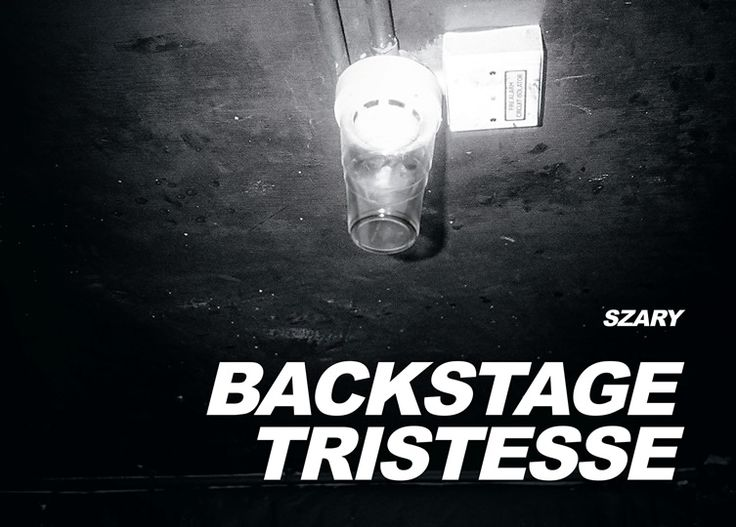 Modeselektor man's melancholic photo book offers an insight into the mundanity of life on the road... http://www.we-heart.com/2015/01/20/sebastian-szary-backstage-tristesse-photo-book/
