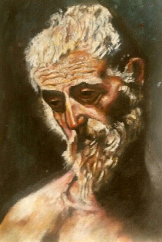 Ribera detail by Jose Varela
