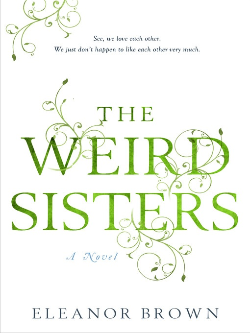 29 best ebook of the day images on pinterest books to read libros the weird sisters by eleanor brown signed fandeluxe Image collections