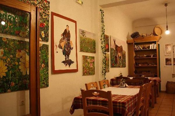 To Stachi - Vegeterian Restaurant
