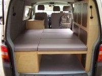 Camper-Mobil  -  Wohnmobile aus Kiel  -  Campingbus  -  Selbstausbau  -  VWT5  -  Crafter  -  Sprinter