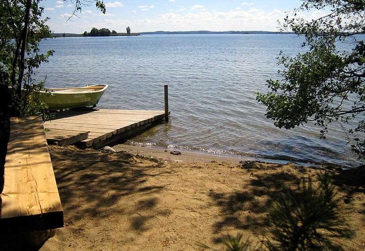 Ready to go for a swim?  #finland #lakeside #summer #aurinkoranta #holiday