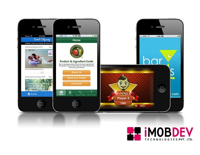 best mobile application developers in india