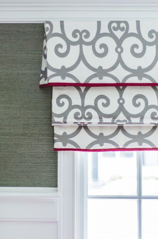 Details - Evars Anderson Design  #valances