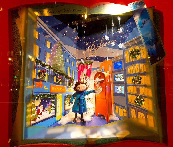 Paris Department Store Christmas Decorations: 17 Best Images About Macys Holiday Windows On Pinterest
