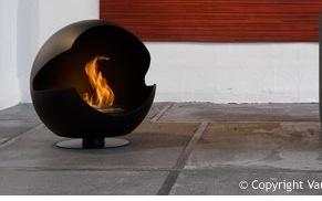 Markus Grip, vauni fireplace