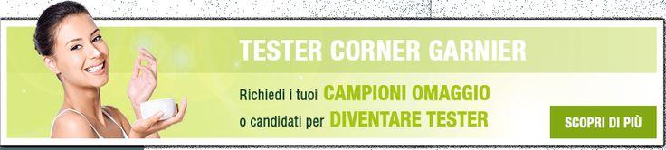 Campioni omaggio Garnier