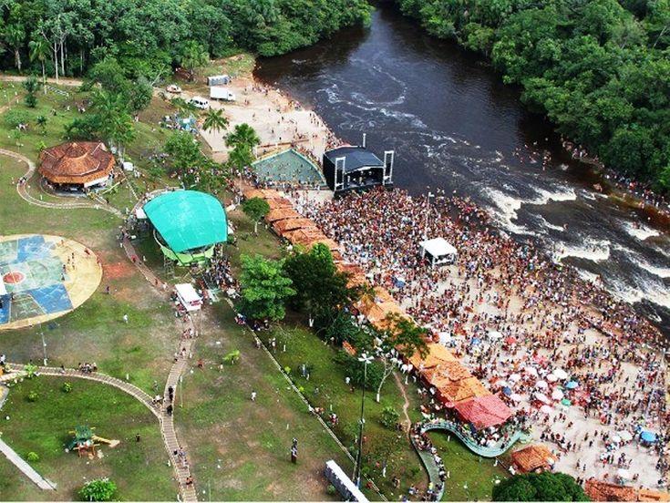 Cidade de Presidente Figueiredo - Turismo, Cultura e Lazer no Amazonas