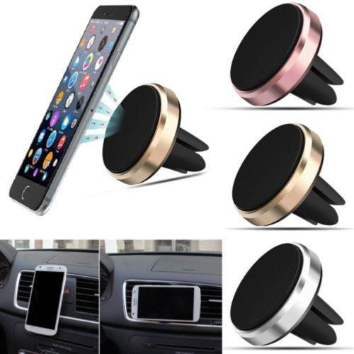 Terdabid GPS Smart Phone Air Vent Magnetic Car Mount Cradle Holder Universal #Terdabid