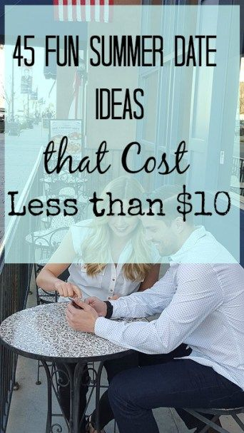 I love this list of cheap summer date ideas!  They are a great way to spend time together while saving money at the same time.  # 5 is something we do all the time! http://frametofreedom.com/fun-summer-date-ideas/
